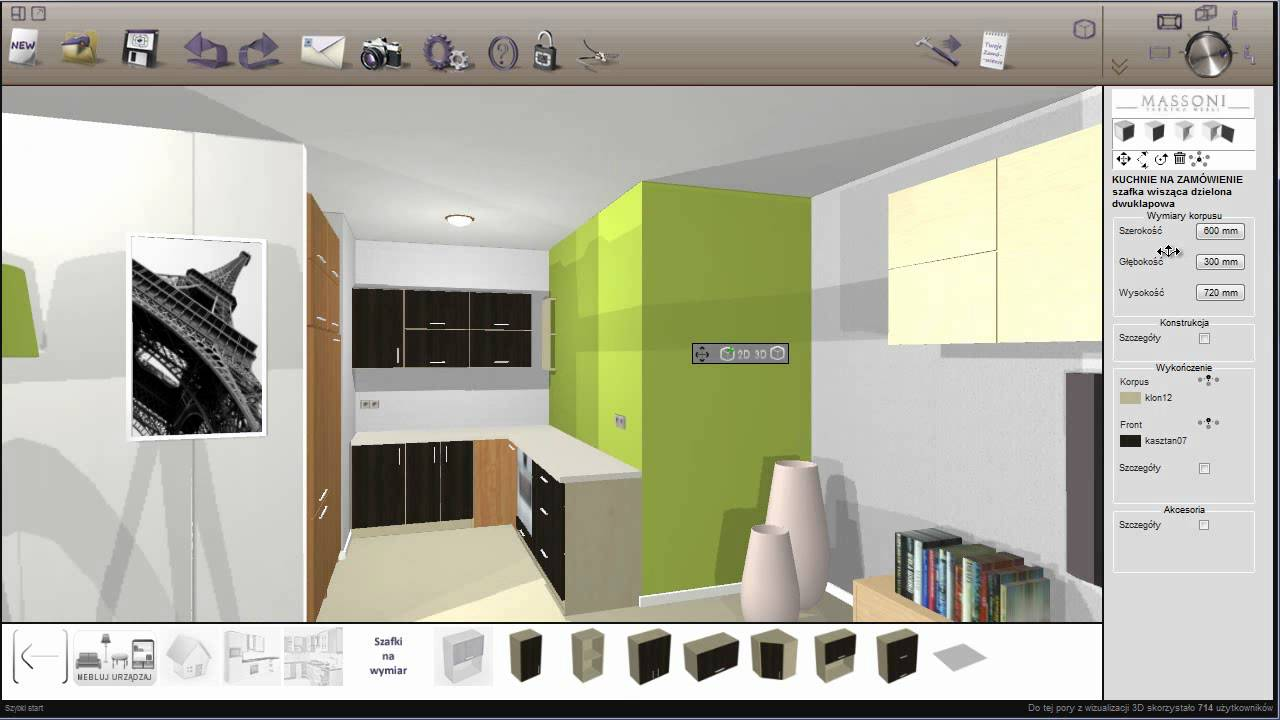 projektowanie kuchni consili projektuj3d youtube