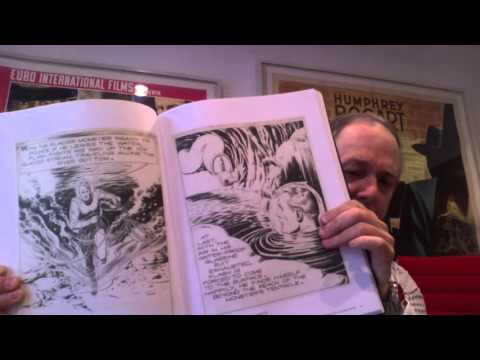 Alex Raymond: An Artistic Journey: Adventure, Intrigue and Romance Hermes Press Promo