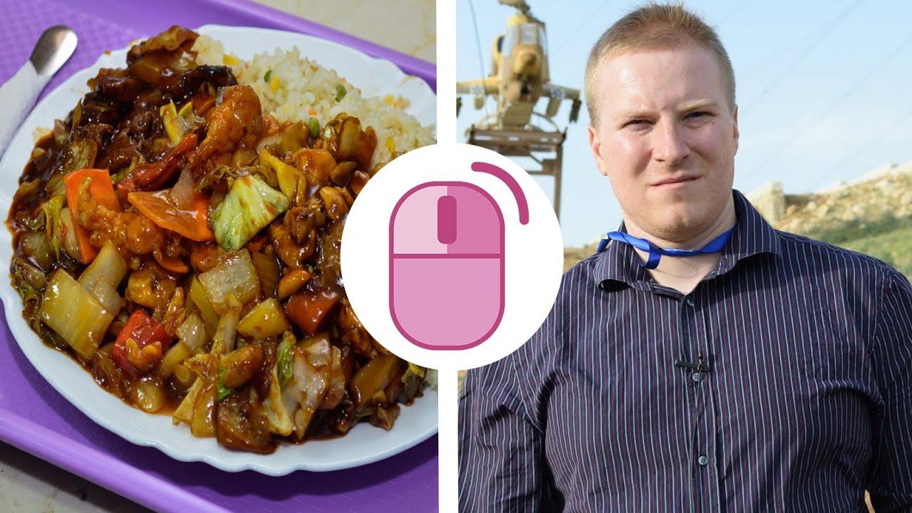 Naša kineska hrana nema veze sa pravom kineskom hranom. | Teša Tešanović