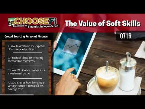 071R | The Real Value of Soft Skills
