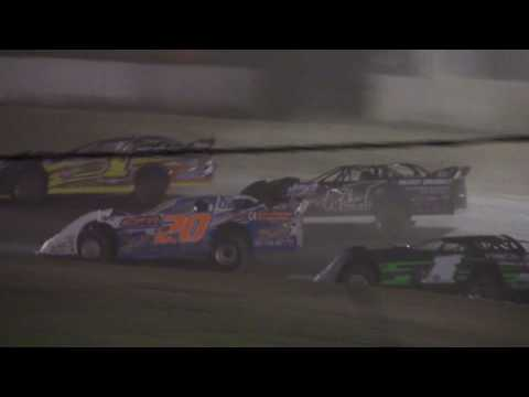 Eriez Speedway ULMS Super Late Model 50 Lap Feature September Sweep 9-24-16