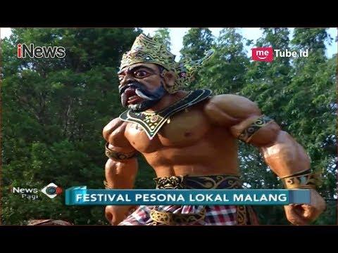 RAMAI! Peserta Festival Pesona Lokal Malang Persiapkan Bawa 3 Ogoh-ogoh - iNews Pagi 14/10 Mp3
