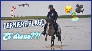 ON SE FAIT FILMER EN DRONE??!🎥😱 -Plage