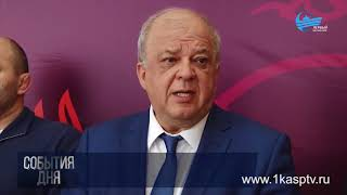 Первый  заместитель Председателя Правительства республики Дагестан Анатолий Карибов с рабочим визито