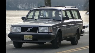Daily Driving a Volvo 240