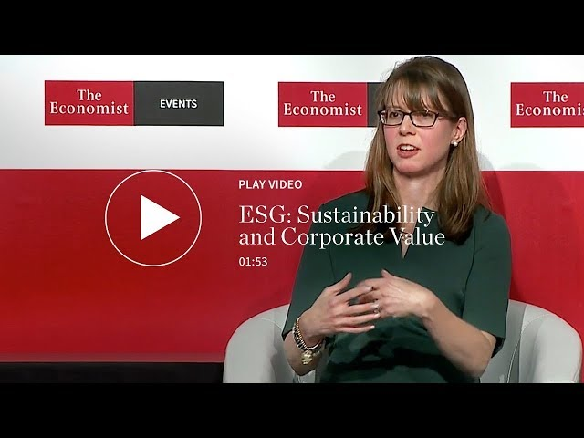 ESG: Sustainability and Corporate Value