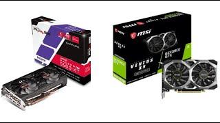 RX 5500XT 4GB ve GTX 1650 Süper kartların satış fiyatı değerlendirmesi