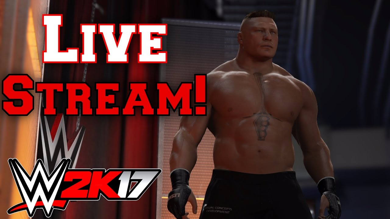 wwe 2k17 gameplay online