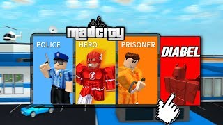 DIABEŁ W MAD CITY!? I ROBLOX #323