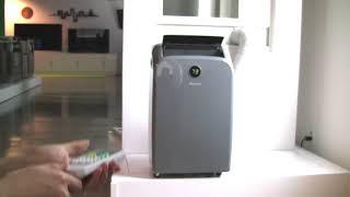 Hisense Portable Air Conditioner Remote Control
