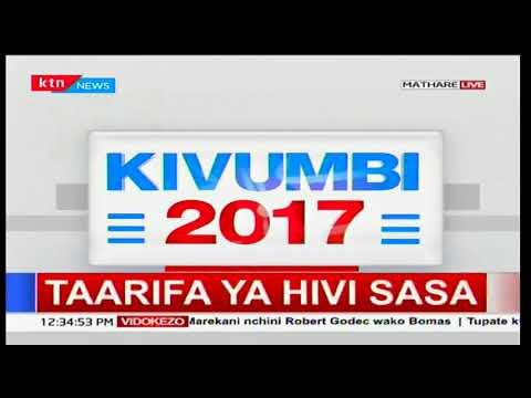 Hali ya taharuki maeneo ya Mathare kaunti ya Nairobi