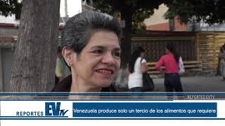 Salarios en Venezuela no alcanza ni para comer - Reportes EVTV - 07/21/19 SEG 1