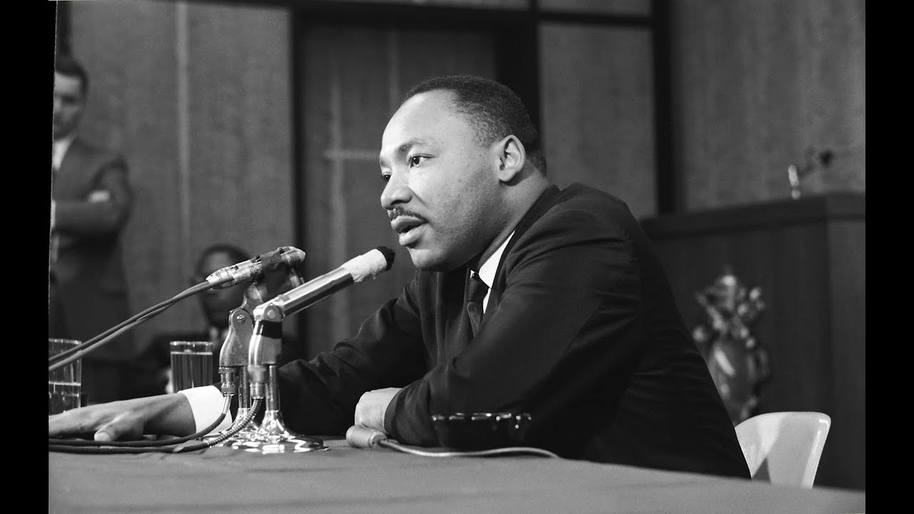 Citaten Martin Luther King : Remembering dr martin luther king jr s visit to saint