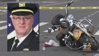 High-Ranking NYPD Inspector Dies In Motorcycle Accident