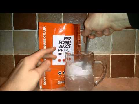 Peformance Prime Pre-Workout from Bodybuilding Warehouse Video Review