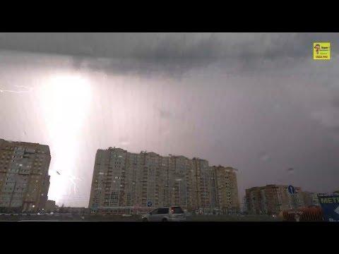 Гнев небес 3. Гроза, гром и молния