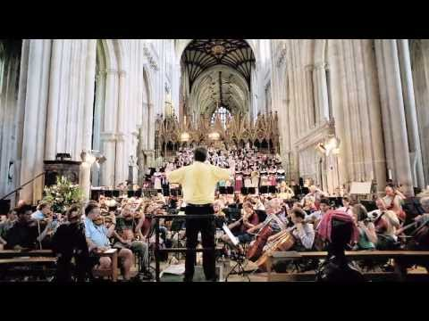 Winchester cathedral singer