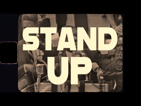 Stand Up (Official Video) – Tom Morello x Shea Diamond x Dan Reynolds x The Bloody Beetroots