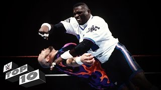 greatest superstars who played football wwe top 10