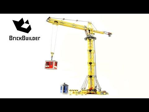 LEGO CITY 7905 Building Crane - Speed Build For Collecrors - Collection Lego Construction (19/32)