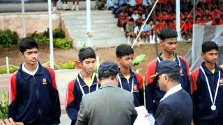 Sainik School, Bijapur-South Zone July2011- Hockey-Runners up-Amaravathinagar.avi