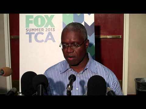 ANDRE BRAUGHER ON HIS ROLE IN 'BROOKLYN NINE NINE'