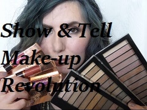 Show + Tell | Makeup Revolution London | ThatGallowayGirl