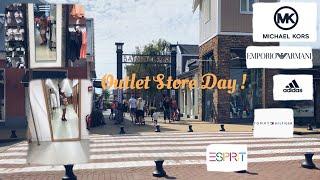OUTLET STORE SIDETRIP 🙌🏼🤩🙈 VLOG #6(BATAVIA STAD, NAG WINDOW SHOPPING LANG🤣, PUMUNTA SA BIRTHDAY 🥳)