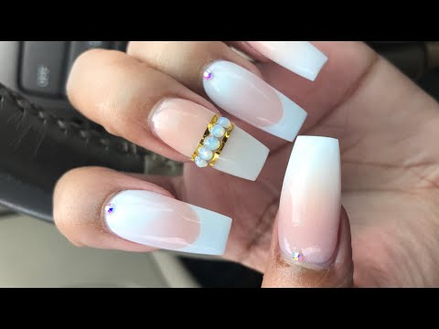 COME WITH ME TO GET MY NAILS DONE | BDAY NAILS