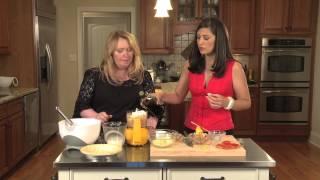 Artichoke & Havarti Cheese Quiche : Gourmet Quiche Recipes