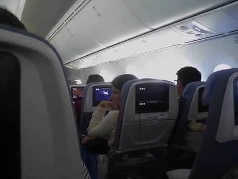 Comparacion entre el boeing 787 800 dreamliner de air for Interior 787 air europa