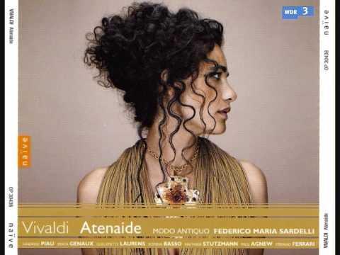 Vivica Genaux - Qual la sua colpa sia - Atenaide - Vivaldi