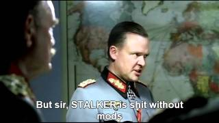Hitler and the S.T.A.L.K.E.R Complete mod