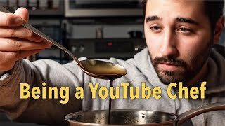 Becoming a Youtube chef Ep 1 Achieving Style