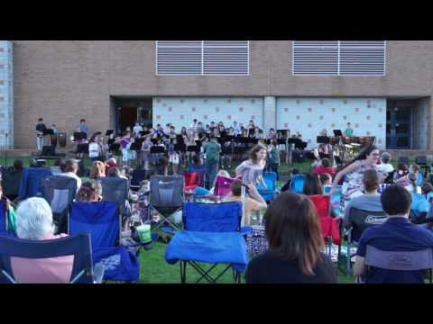 Pennridge South Middle School Pops Concert June, 1st 2017 : Band : The Incredibles
