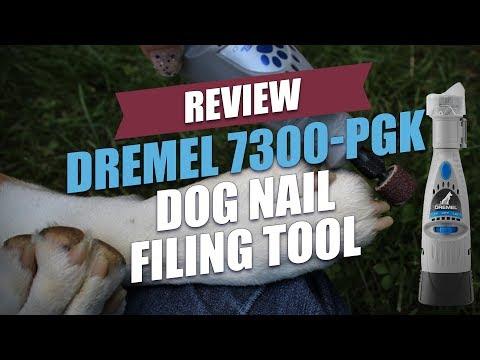 Dremel 7300-PGK Dog Nail Filing Tool Review