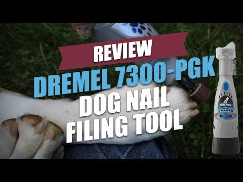 Dremel 7300-PGK Dog Nail Filing Tool Review