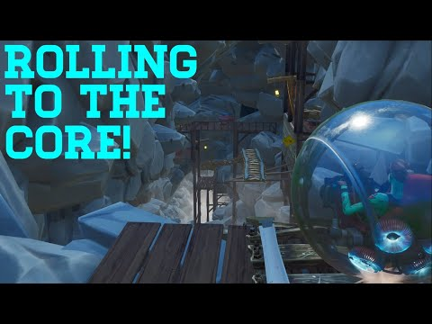 How To Complete Rolling To The Core By Team-Cre8 | Fortnite Creative Guide