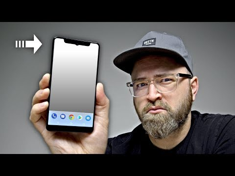 Get The iPhone X Notch On Any Phone...