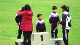 真鐸學校 ~ 2015年陸運會男子丁組40米 ( 何哲晞 Chieftain ) HD
