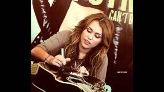 Miley Cyrus // Eyes Wide shut