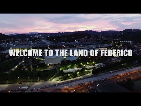 Welcome to the land of Federico