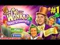 Willy Wonka's Sweet Adventure Walkthrough Gameplay #1 (By Zynga)