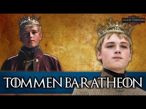 The Life Of Tommen Baratheon