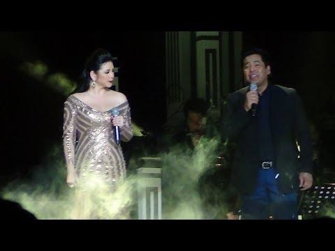 REGINE VELASQUEZ & MARTIN NIEVERA - Broadway Medley (Voices of Love Concert!)