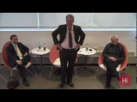 """Harvard i-lab   """"A Debate: Business is Essential to Effectively Deliver Public Services to the Poor"""""""