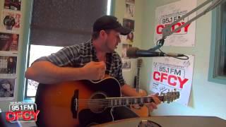 jason benoit crazy kinda love acoustic studio performance cfcy