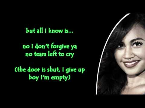 Jessica Mauboy- Empty lyrics