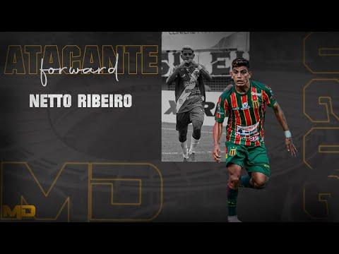 Netto Ribeiro-Meia/Extremo Esquerda-Midfielder/Winger-2021