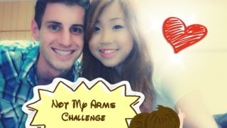 Not My Arms Challenge w/BF Thumbnail